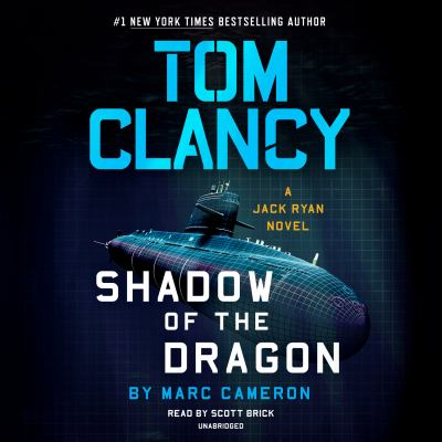 Tom Clancy : shadow of the dragon (AUDIOBOOK)