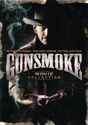 Gunsmoke movie collection.