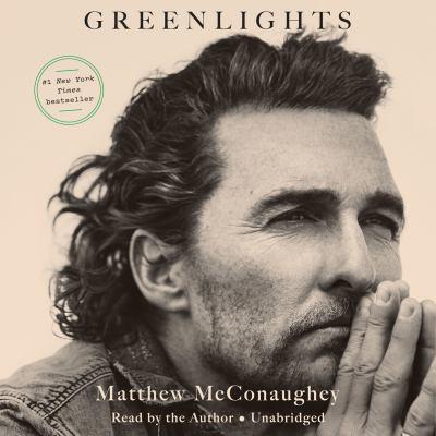 Greenlights (AUDIOBOOK)