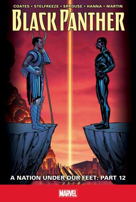 Black Panther : A nation under our feet, Book 12