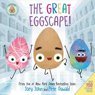 The Great eggscape!