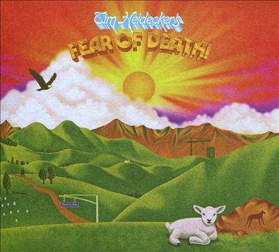 Tim Heidecker's Fear of death.