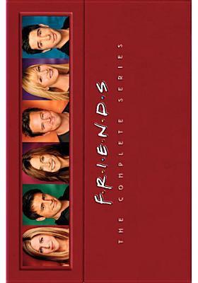 Friends. Seasons 8-10