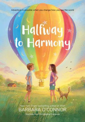 Halfway to harmony (AUDIOBOOK)