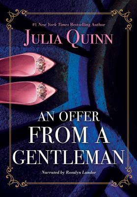 An offer from a gentleman (AUDIOBOOK)