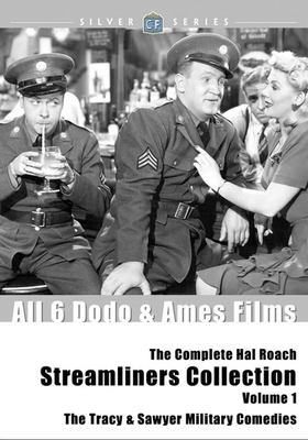 The complete Hal Roach streamliners collection. Volume 1, The Tracy & Sawyer military comedies.
