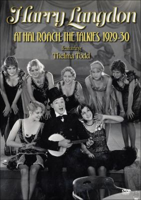 Harry Langdon at Hal Roach : the talkies 1929-30.
