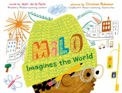 Milo imagines the world