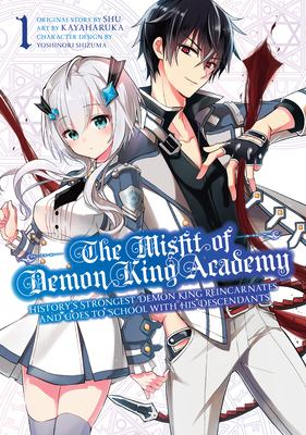 The misfit of Demon King Academy. 1