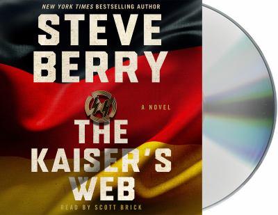 The kaiser's web : a novel (AUDIOBOOK)