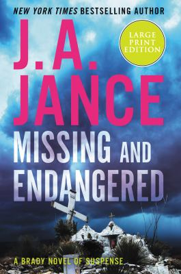 Missing and endangered (LARGE PRINT)