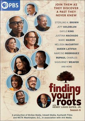 Finding your roots. Season 6