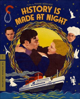 History is made at night [Blu-ray]