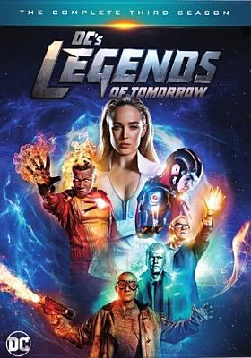Legends of tomorrow. The complete third season