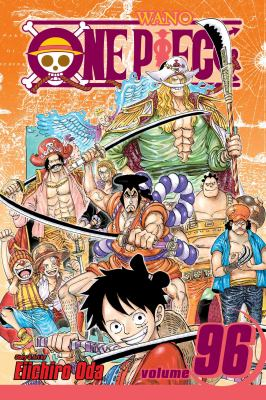 One piece. Vol. 96, I am Oden, and I was born to boil