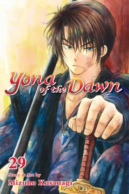 Yona of the dawn. 29