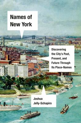 Names of New York : discovering the city's past, present, and future through its place-names