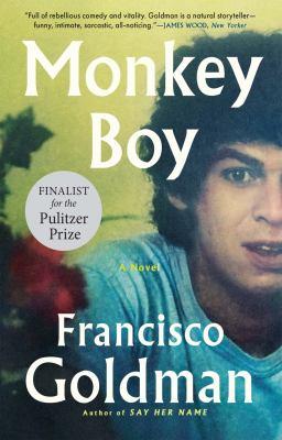 Monkey boy : a novel