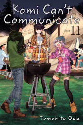 Komi can't communicate. Volume 11