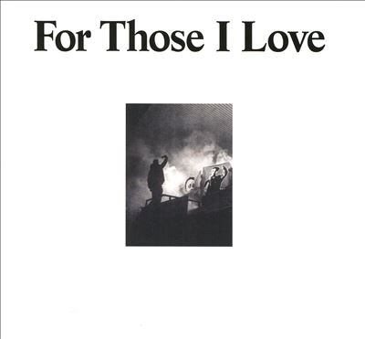 For those I love.