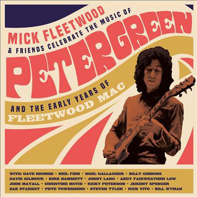 Mick Fleetwood & friends celebrate the music of Peter Green, and the early years of Fleetwood Mac.