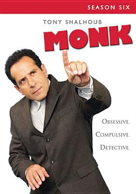Monk. Season six.