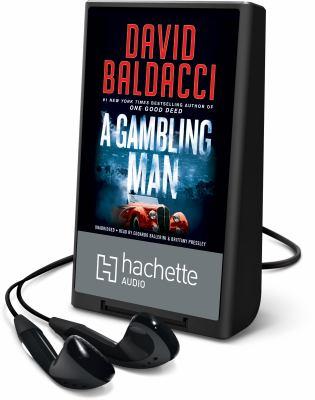 A gambling man (AUDIOBOOK)