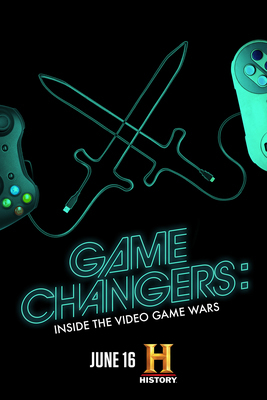 Game changers : inside the video game wars.