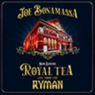 Now serving : Royal tea, live from the Ryman