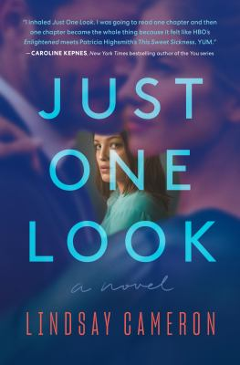Just one look : a novel