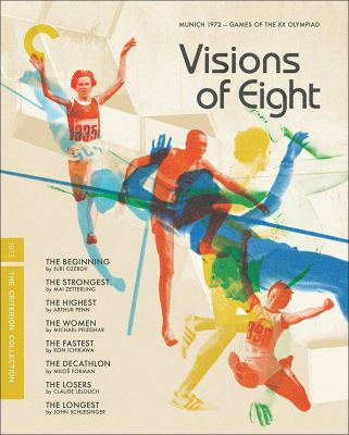 Visions of eight [Blu-ray]