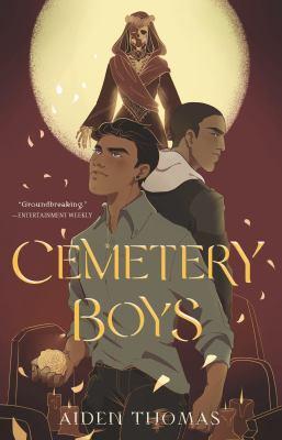 Cemetery boys (LARGE PRINT)