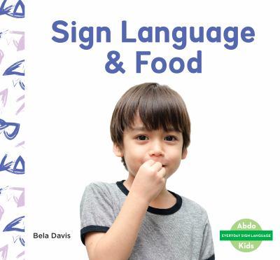 Sign language & food
