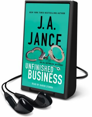 Unfinished business (AUDIOBOOK)