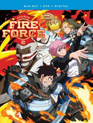 Fire force. Season 2, part 1