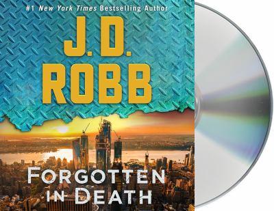 Forgotten in death (AUDIOBOOK)