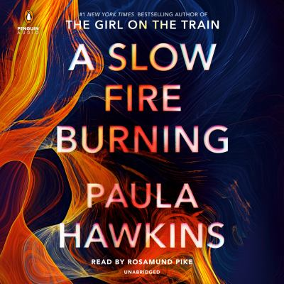 A slow fire burning (AUDIOBOOK)