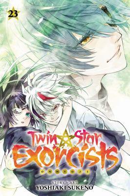 Twin star exorcists. Onmyoji 23