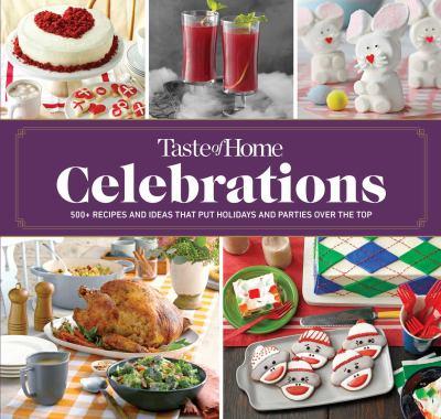 Taste of Home celebrations.