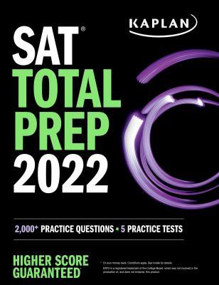 SAT total prep 2022.