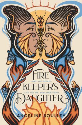 Firekeeper's daughter (LARGE PRINT)