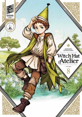 Witch hat atelier. 8