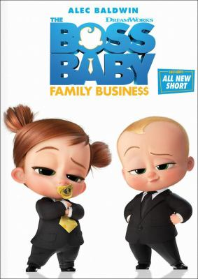 The Boss Baby. Family business