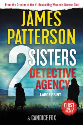 2 Sisters Detective Agency (LARGE PRINT)