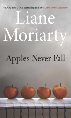 Apples never fall (LARGE PRINT)