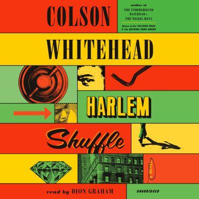 Harlem shuffle (AUDIOBOOK)