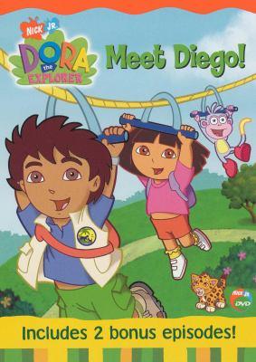 Dora the explorer. Meet Diego