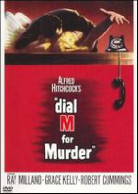 """Alfred Hitchcock's """"dial M for murder"""""""