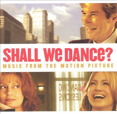 Shall we dance? : music from the motion picture.