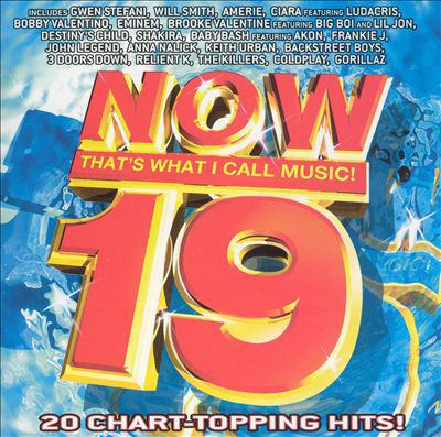 Now 19!: that's what I call music!. 19